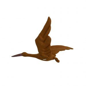 Stork-linen-mustard